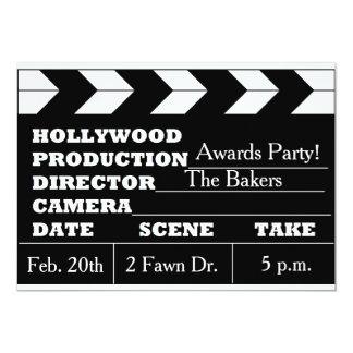 Movie Awards Party Invitations