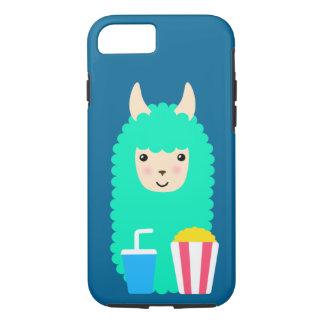 Movie Buff Llama Emoji iPhone 8/7 Case
