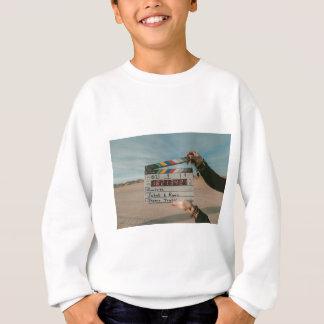 Movie Director Clap Film Cinema Camera Sweatshirt