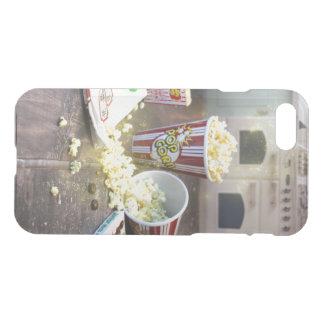 Movie Night Popcorn iPhone 8/7 Case