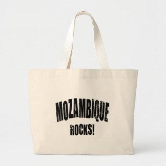 Mozambique Rocks! Canvas Bags