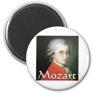 Mozart gifts for music lovers magnet