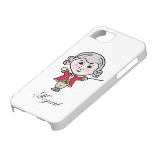 Mozart iPhone 5 Covers