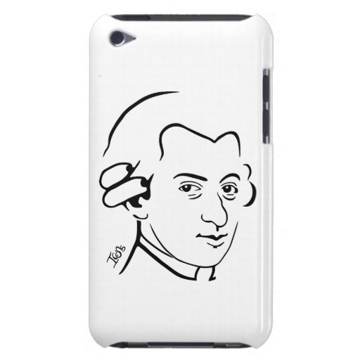 Mozart iPod Touch Case