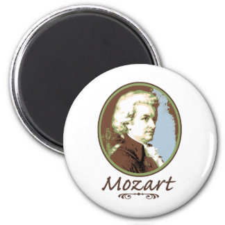 Mozart Magnet