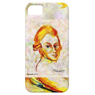 Mozart Portrait One iPhone 5 Case