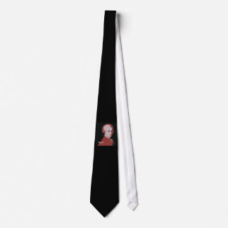 Mozart Tie for ClarinetCentral.com