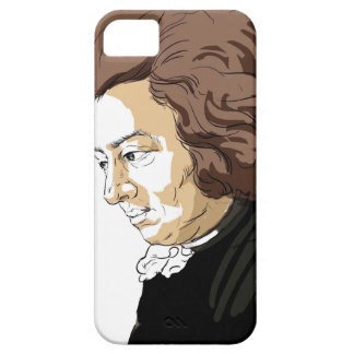 Mozart (Wolfgang Amadeus Mozart) Case For The iPhone 5
