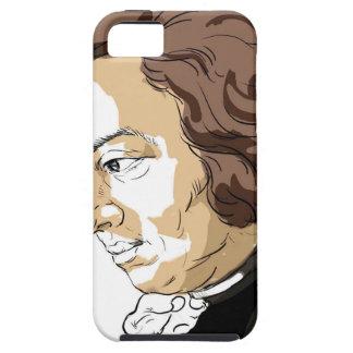 Mozart (Wolfgang Amadeus Mozart) iPhone 5 Case