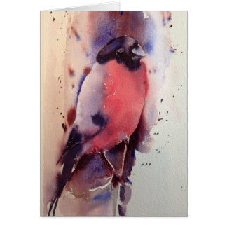 Mr Bullfinch Card
