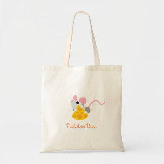 Mr. Cheeseman the Mouse Tote Bag