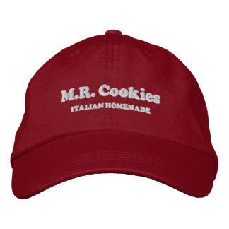 MR COOKIES Hat Embroidered Baseball Caps