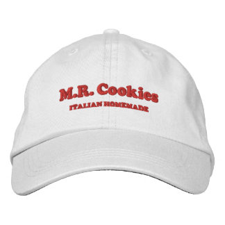 MR COOKIES Hat Embroidered Hats