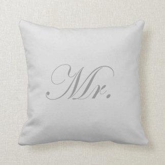Mr. Cushion