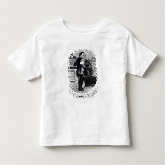 Mr. Edwin Booth as Iago Toddler T-Shirt