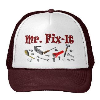 mr. fix-it cap