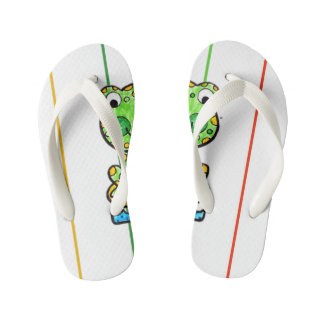 MR FROG FLIP FLOPS THONGS