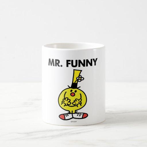 Mr Funny Classic 1 Mugs