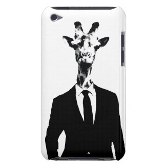 Mr giraffe iPod Touch Case