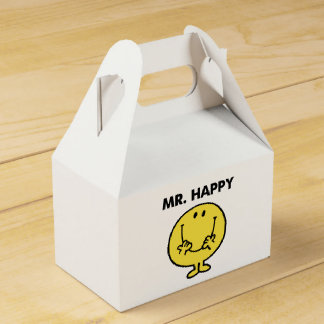 Mr. Happy | Giant Smiley Face Favour Box