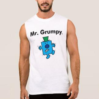 Mr. Men | Mr. Grumpy is a Grump Sleeveless Shirt