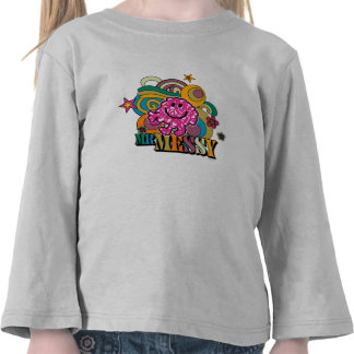 Mr Messy Swirl Color Shirts