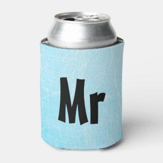 """""""Mr"""" Mister Blue Soda or Beer Cooler"""