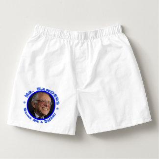 Mr. Sanders - Bring Me a Dream! Men's Underwear Boxers