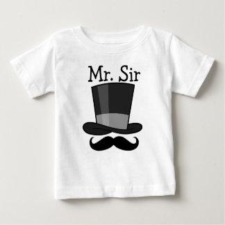 Mr. Sir Baby T-Shirt