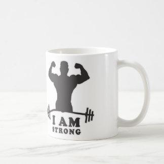 Mr. Strong Coffee Mug