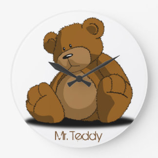 Mr. Teddy Wallclock