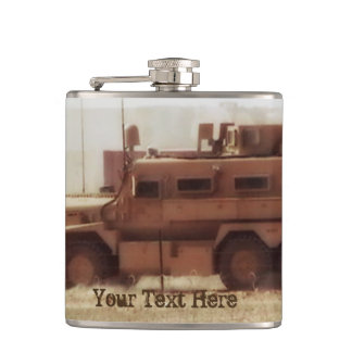 MRAP 6 oz Flask