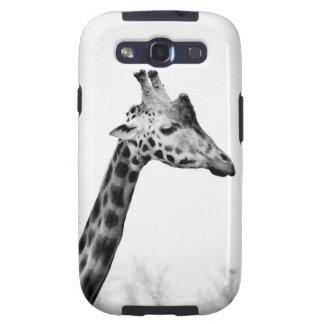 Mrs Giraffe Samsung Galaxy S3 Covers