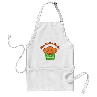 Mrs. Muffin Maker Standard Apron