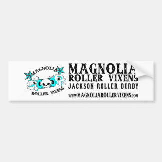 MRV Bumper Sticker