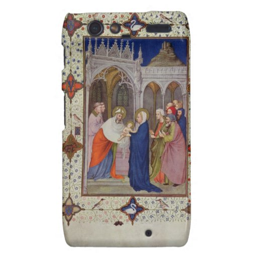 MS 11060-11061 Hours of Notre Dame: None, The Pres Motorola Droid RAZR Covers