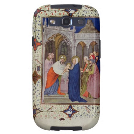 MS 11060-11061 Hours of Notre Dame: None, The Pres Galaxy SIII Covers