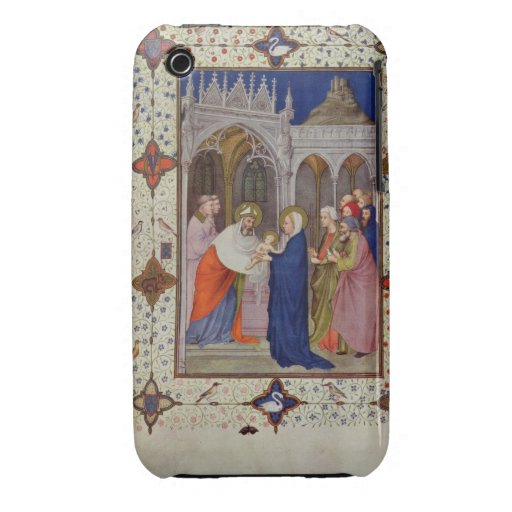 MS 11060-11061 Hours of Notre Dame: None, The Pres Case-Mate iPhone 3 Case