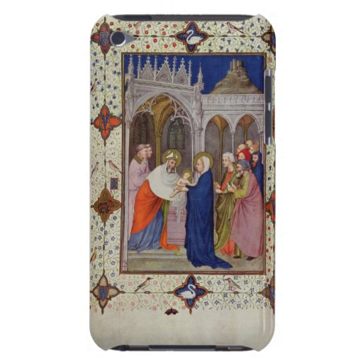 MS 11060-11061 Hours of Notre Dame: None, The Pres iPod Touch Covers