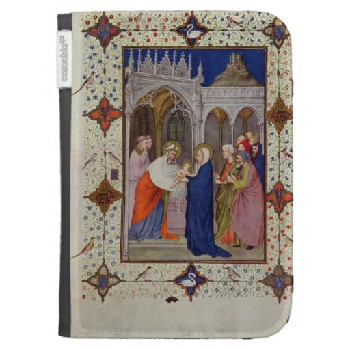 MS 11060-11061 Hours of Notre Dame: None, The Pres Kindle Cover