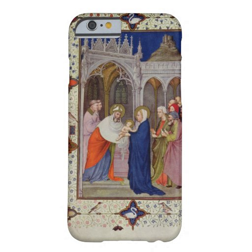 MS 11060-11061 Hours of Notre Dame: None, The Pres iPhone 6 Case