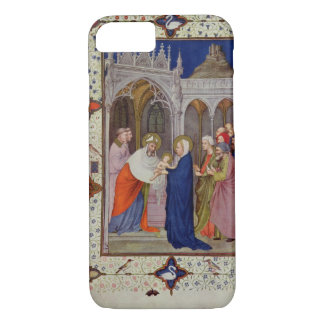 MS 11060-11061 Hours of Notre Dame: None, The Pres iPhone 8/7 Case