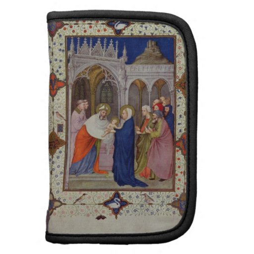 MS 11060-11061 Hours of Notre Dame: None, The Pres Planner