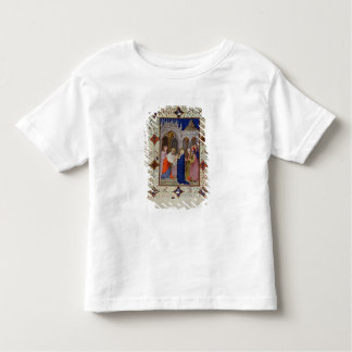 MS 11060-11061 Hours of Notre Dame: None, The Pres Toddler T-Shirt