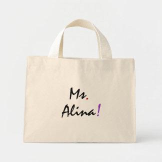 Ms. Alina III Mini Tote Bag