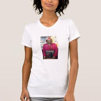 Ms. B Coffee-Women's T-Shirt,