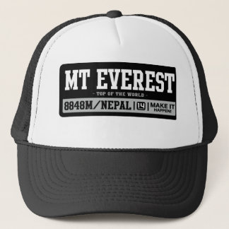 Mt Everest Trucker Hat