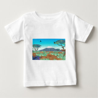 Mt Kilimanjaro Baby T-Shirt