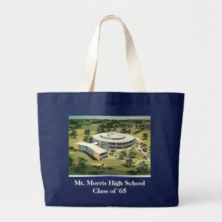 Mt. Morris High - Class of '65 tote