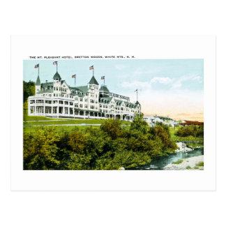 Mt. Pleasant Hotel, White Mountains, New Hampshire Postcard